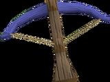 Blurite crossbow