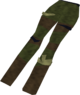 Camo bottoms detail