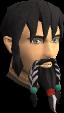 Cap'n's Blackbeard chathead