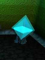 Elven crystal
