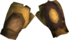 Golden warpriest of Armadyl gauntlets detail