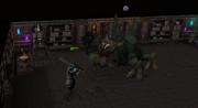 Runebound behemoth fight