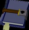 Unlocked diary detail