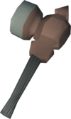 Warhammer (class 3) detail