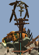 Bandosian scarecrow