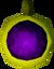 Dragonstone amulet (unstrung) detail