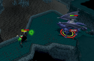 Killing mithril dragons