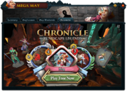 Mega May (Chronicle) interface