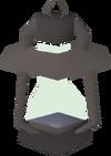 Oil lantern (oil) detail