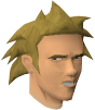Suspicious outsider chathead
