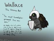 Wallace concept art