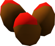 Chicken egg (Oomlie, NPC)