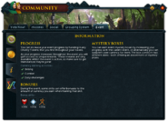Community (Gielinorian Giving II) interface 3