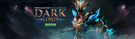 Dark Lord Pack head banner