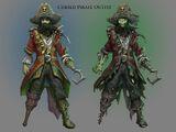 Captain Deathbeard's Outfit