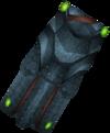 Fungal leggings detail