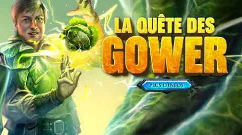 La quête des Gower (Quête) - RuneScape 3