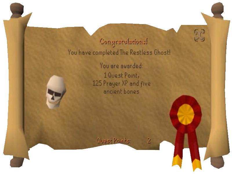 Restless-Ghost-Reward