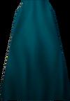Robe bottoms (teal) detail