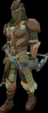Sagittarian ranger