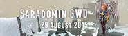 Saradomin GWD 29 August 2015