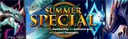 Summer Special lobby banner