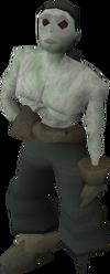 Zombie swab