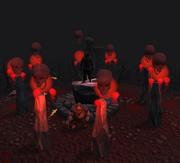 Death altar energize