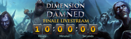 Dimension of the Damned lobby livestream 2 banner