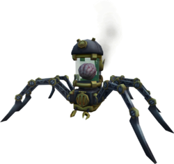 Dr Spider MD Pet