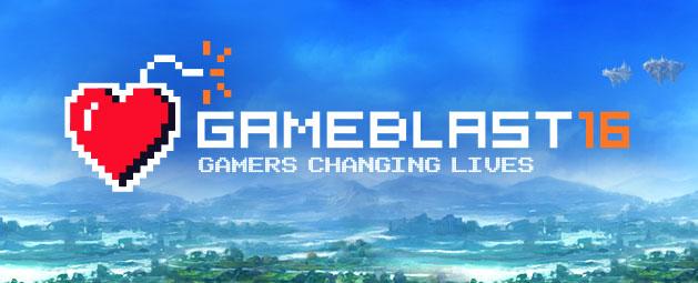 GameBlast 2016 update post header