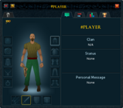 Player examine (privacy)