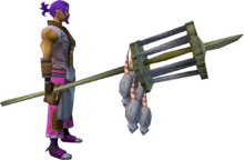 Rat pole (5) equipped