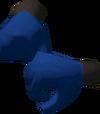 Wizard gloves detail
