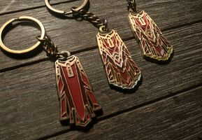 Angelscapes completionist cape keyrings news image 2