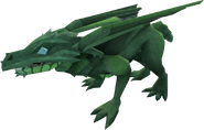 Baby green dragon (NPC)