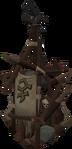 Combat monolith (Bandos)