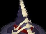 Dragonbone mage hat