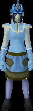 Full slayer helmet (cf) (blue) equipped