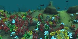 Gielinor onder water