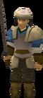 Guardsman Pazel old