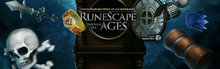 Runescape through the Ages head banner
