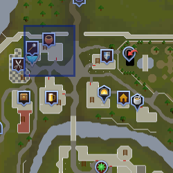 Shopkeeper (Falador) location
