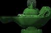 Sila lamp detail
