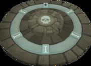 Spirit of Summer - Bone altar