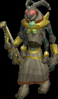 Sumo Sacerdote de Scabaras arqueiro