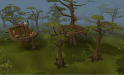Tree Gnome Stronghold