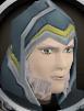 Veteran hood (15 year) chathead