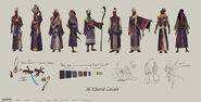 Al Kharid NPC art