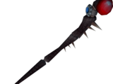 Augmented noxious staff